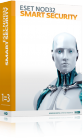 ESET NOD32 Smart Security Family для Windows на 3 ПК на 1 год